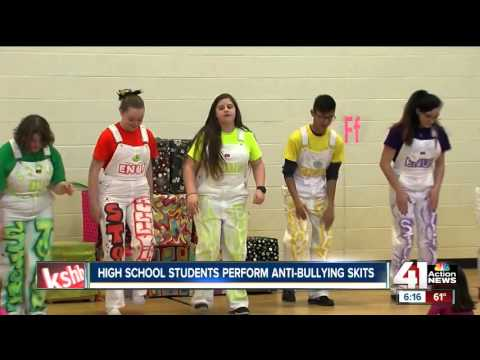 Enuf Anti-Bullying Program in the Independence School District