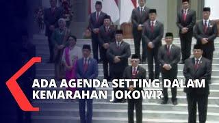 Jokowi Marah Sampai Ancam Reshuffle, Ada Apa?