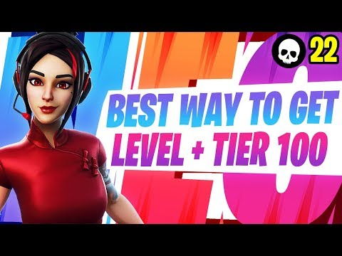 How To Level Up FAST + Get Tier 100 In Fortnite Season 9! (Fortnite How To Gain XP)