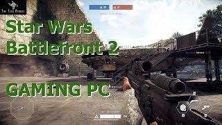 Star Wars Battlefront 2 - Gaming PC Gameplay