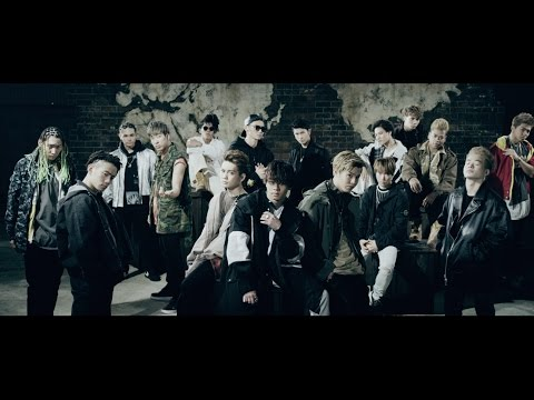 THE RAMPAGE from EXILE TRIBE / 2nd Single「FRONTIERS (Music Video) 」