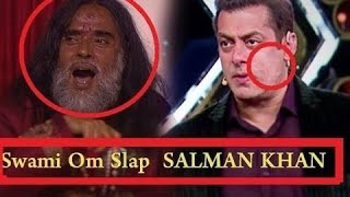 "[HD VIDEO]: ""I slapped Salman Khan"" Swami Om makes shocking revelations"