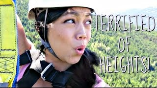 SCARIEST THING I'VE EVER DONE!!! - July 24, 2016 -  ItsJudysLife Vlogs