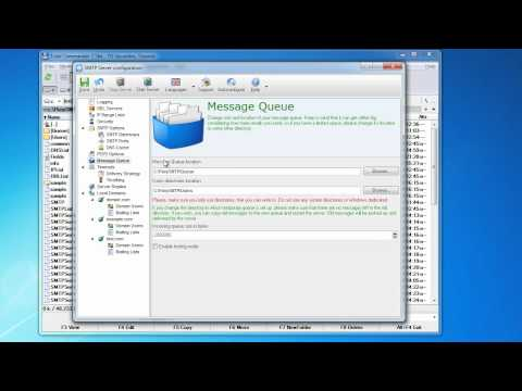 E-Mail Server Tutorials. Message Queue