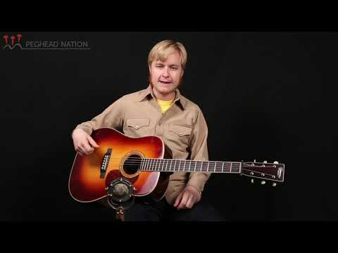 Preston Thompson Chris Luquette Signature Model Demo From Peghead Nation