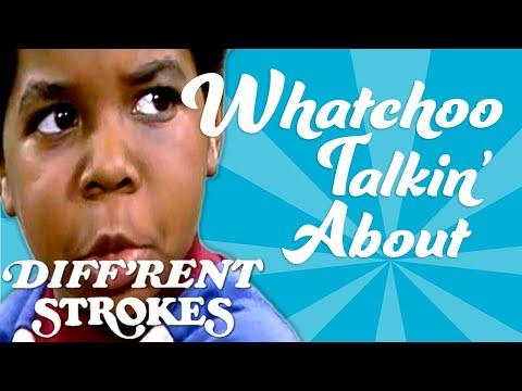 Diff'rent Strokes | Whatchoo Talkin' About Supercut! | Classic TV Rewind indir