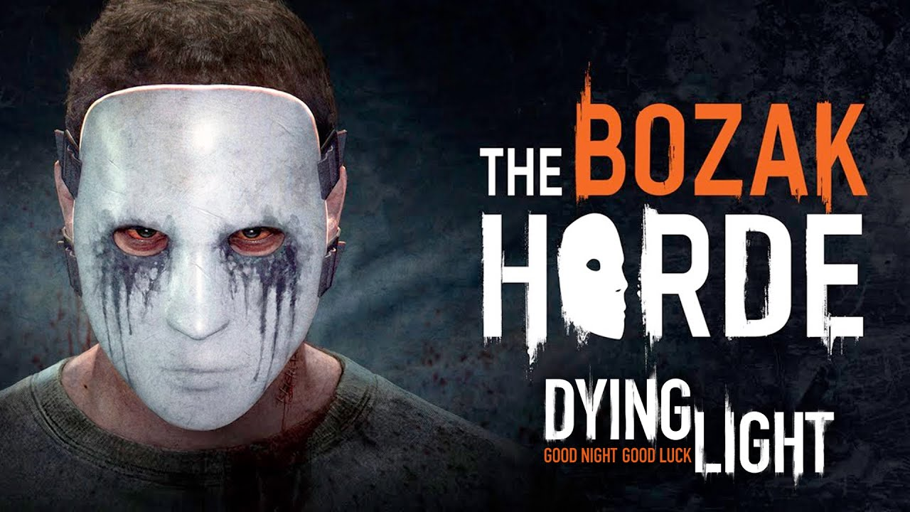 DYING LIGHT: Coop no MODO JOGOS MORTAIS COMPLETO - The Bozak Horde