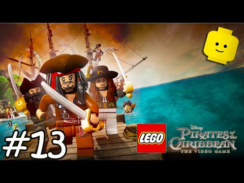 LEGO Pirates of the Caribbean - Part 13 At World's End - Best Pirates Game Videos |