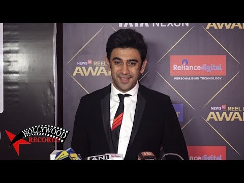 Amit Sadh At News18 Reel Movie Awards 2018 | Full Show | Red Carpet