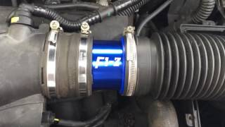 Turbine F1-Z plus filtre à air KN part.2