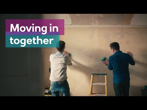 Moving in together - Royal Bank of Scotland Life Moments