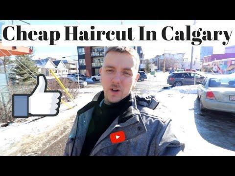 Best Cheap Haircut In Calgary