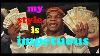 Stock trading strategies from Mike Tyson! // Options trading basics, Stock market investing tips