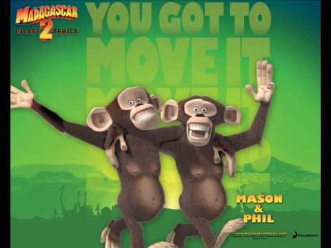 Perhaps madagascar i like to move it download have removed