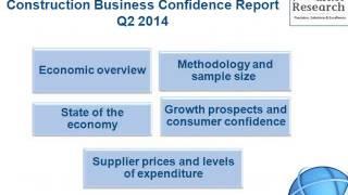 JSB Market Research : Construction Business Confidence Report Q2 2014