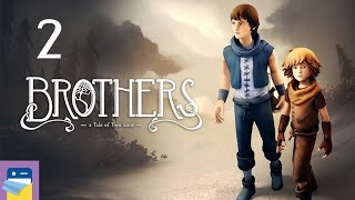 Brothers: A Tale of Two Sons - iOS / Android Gameplay Walkthrough Part 2 (by 505 Games)
