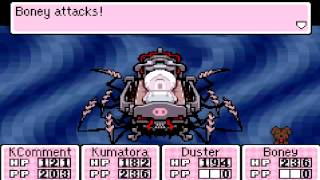 Absolutley Safe Capsule and Dr Andonuts in MOTHER 3
