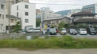 2018/06/23 特急ホームエクスプレス阿南1号阿南行き 徳島駅発車後 車内放送