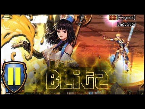 DFO Blitz! - [Female Crusader] - THE HYBRID CRUSADER!
