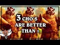 Three Cho's are Better Than One ~ The Witchwood