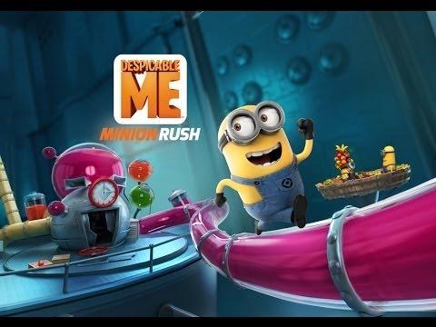 Despicable Me Minion Rush - Live - Costume Bonus Day #2 - Banana - YouTube