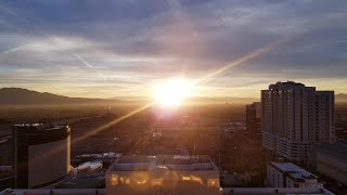 Downtown Grand Hotel & Casino Las Vegas (Grand Tower Deluxe Room 2537) Room Tour 10th January 2019