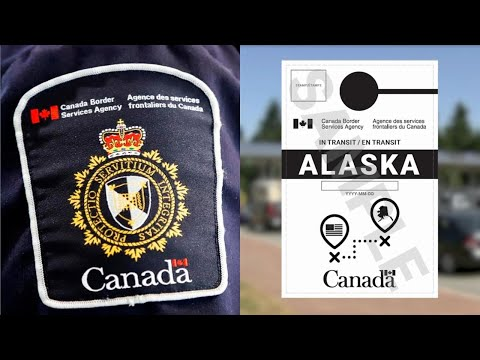 Canada Cracks Down On 'Alaska Loophole' At The Border