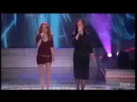 Lea Thompson with Belinda Carlisle 2006