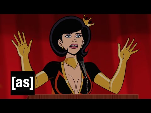 The Sovereign Is Dead   The Venture Bros.   Adult Swim
