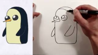 How to Draw GUNTER