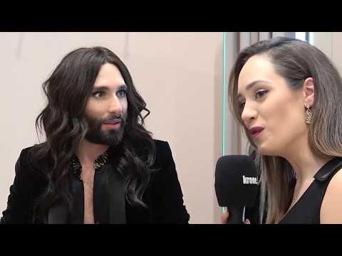 Conchita Wurst im großen Adabei-TV-Interview