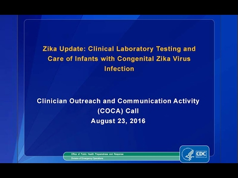 Doctors keep close tabs on children of Zika-positive moms