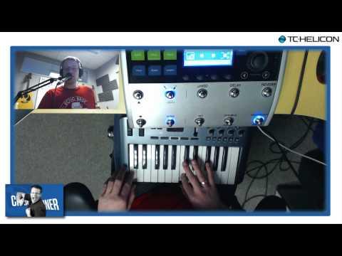 VoiceLive 3 : vocoder - MIDI Notes for Lead Vocal - Craig's Corner - TC-Helicon