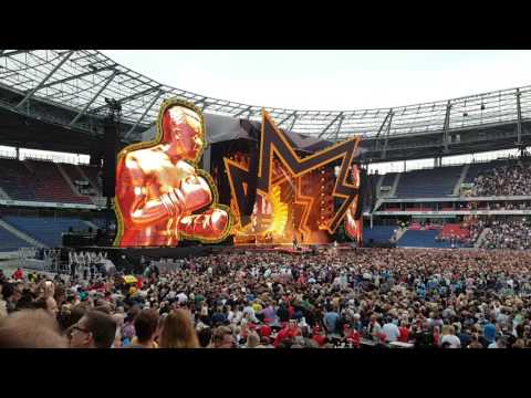 Robbie Williams Millenium Live Hannover 11.07.2017  HD