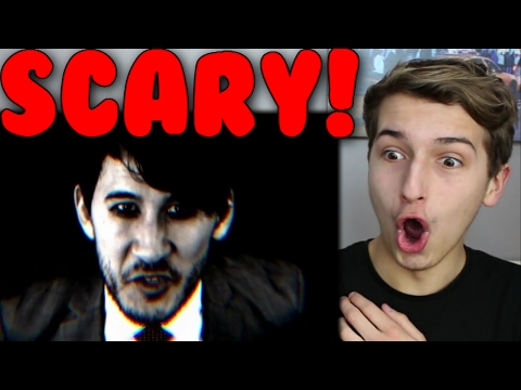 DARKIPLIER!? A Date With Markiplier Reaction (PAY ROUTE)