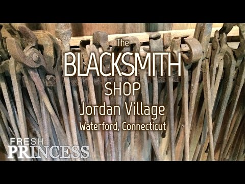 Inside the Historic Blacksmith, Waterford Connecticut  |  Fresh P