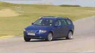 Fifth Gear - Volvo V50 T5 v Subaru Legacy Sports Tourer