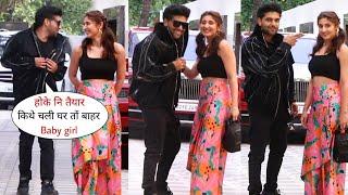 Guru Randhawa Live Flirting - Masti with Dhvani Bhanushali at T Series Office | Baby Girl Promotion