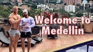 Epic Südamerika VLOG #10 - Ankunft in Medellin, Tour durch die Riesen-Crib