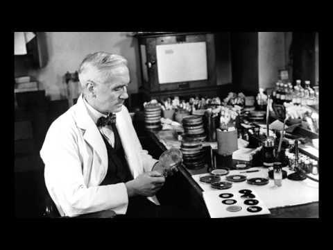 28th September 1928: Penicillin discovered by Alexander Fleming
