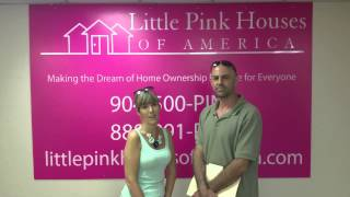 Pink Testimonial