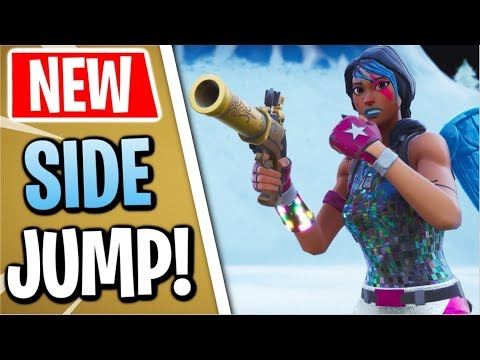 Fortnite: New Ways To Retake High Ground Using The Flint Knock Pistol! (Season 8)