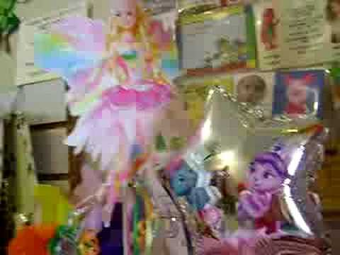 Elaboracion de adornos de mesa para fiesta infantil - Adornos de fiesta ...