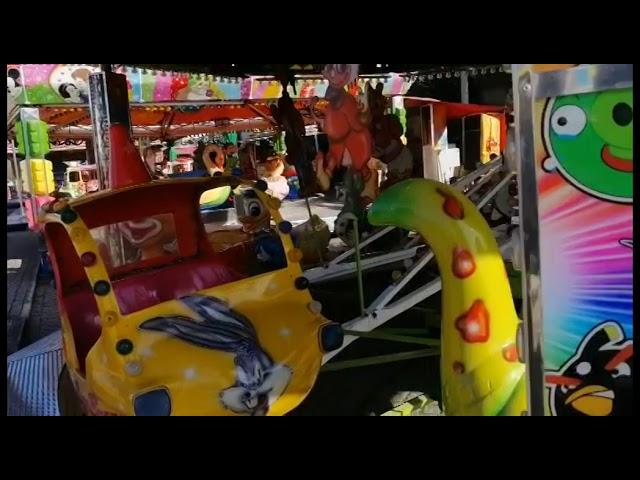 Abrantes | Alegria, crianças e muita animação no arranque da Feira de São de Matias