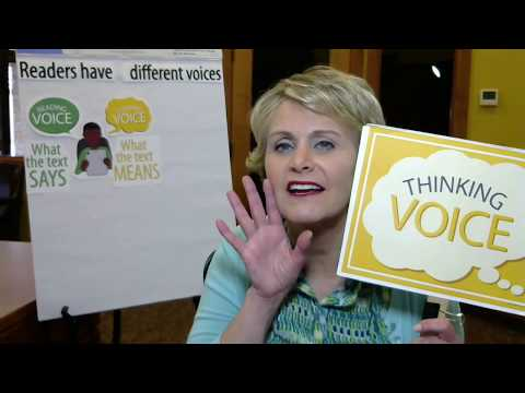 Gr 4-6 | Readers Have Different Voices - Lesson 1