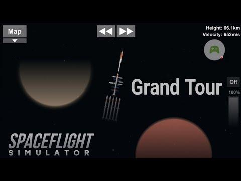 Spaceflight Simulator - Grand Tour