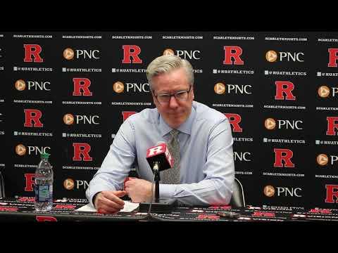 Fran McCaffery recaps win over Rutgers - Iowa Hawkeyes basketball