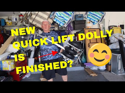 LETS PUT TOGETHER THE QUICK LIFT DOLLY!