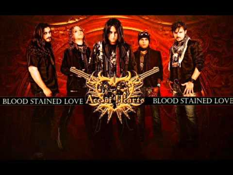 Ace of Hearts - Blood Stained Love (instrumental)