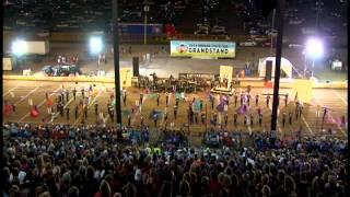 Spirit of Muncie 2014 Indiana State Fair Band Day CHAMPIONS!
